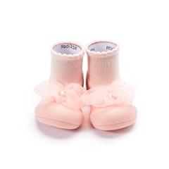 아띠빠스 로얄 핑크 아기 걸음마 신발 (선물포장)_(1048918)