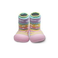 아띠빠스 아띠베베 핑크 아기 걸음마 신발 (선물포장)_(1048937)