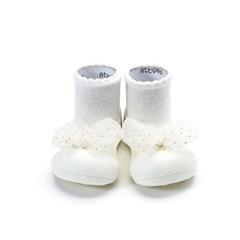 아띠빠스 로얄 화이트 아기 걸음마 신발 (선물포장)_(1048917)
