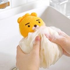카카오 리틀프렌즈 목욕 샤워볼_(2245043)