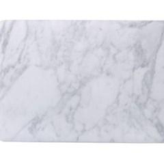 [유니크] 맥북 프로 15인치 케이스 - Marble Blanc (화이트)