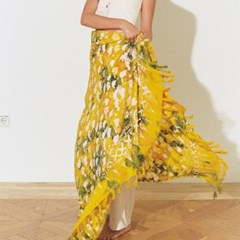 [Sarong] Forest - Autumn Yellow