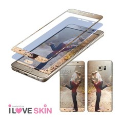 LG X4 주문제작 휴대폰스킨 보호필름 1매 LM-X420