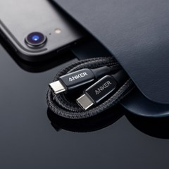 앤커 파워라인+ III USB C to C 충전케이블 (180cm)_(1051689)