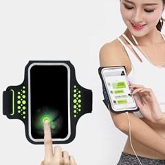 오젬 아이폰11 Pro Max 하이스스카이 스마트폰 암밴드 HSK-93