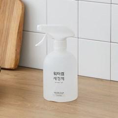 워터썸 천연 다목적세정제 500ml 1개