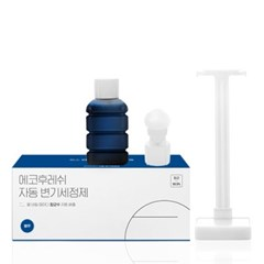 에코후레쉬 블루 자동변기세정제 1세트