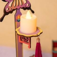 전통공예 촛대 만들기 5개 1세트