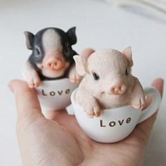 미니 컵속의 돼지 (2type)_(2003002)