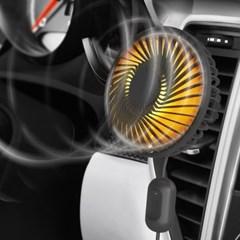 DC모터 LED 차량용 토네이도 광풍 에어셔큘레이터