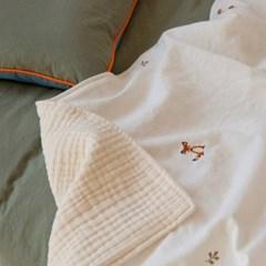 Little Fox Blanket