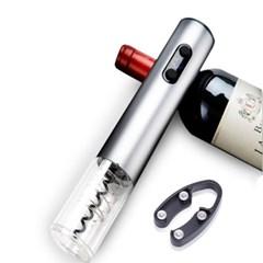 와인오프너 와인마개 와인따개 와인스토퍼 전동와인오프너세트