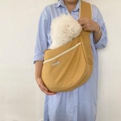 [코지슬링백]Cozy slingbag_Mustard