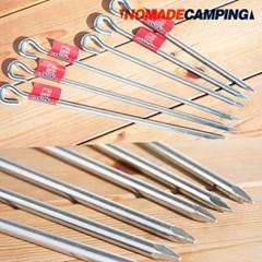 노마드 스틸 텐트팩 40cm N-6777/타프팩/스틸팩/캠핑