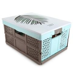 키퍼 폴딩박스 32L 2개 + 테이블상판 1개