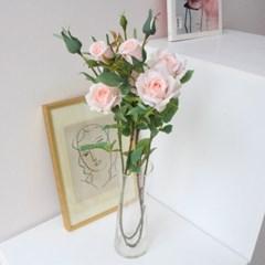 퍼퓸 로즈장미 조화꽃 인테리어 조화장식(4color)