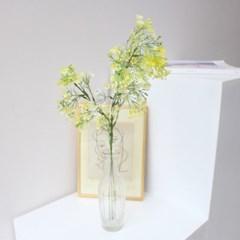 유채 안개꽃 인테리어 조화꽃장식(4color)