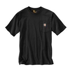 칼하트 포켓 반팔티 블랙 / K87-001