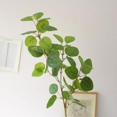 고급 조화 유포비아 초록잎 그린인테리어 조화장식