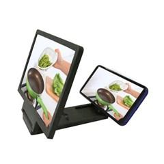 오픈형-스마트폰 확대스크린 화면증폭기 돋보기 거치