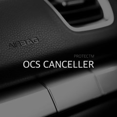 OCS 캔슬러 필름 차량용방석 전도성(에어백헬퍼)_(901216054)