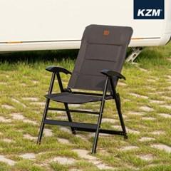 카즈미 슬로프 쿠션 체어 K20T1C027 / 각도조절 접이식 캠핑의자