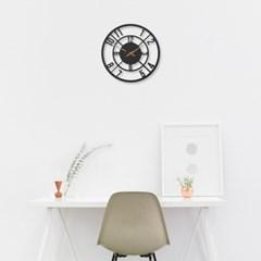 유니크한 공간을 창조하다!! 스타일리쉬 넘버프레임 벽시계