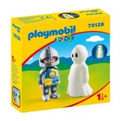 플레이모빌 1.2.3 기사와 유령 70128