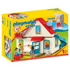 플레이모빌 1.2.3 이층집 70129
