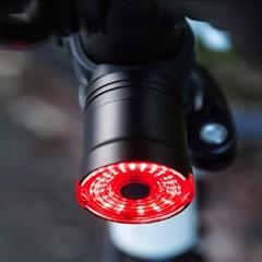 똑똑한 자전거 스마트 LED후미등 라이트 주행감지센서