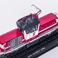 31 Reihe 1163 001 기관차 고속철 KTX 철도 열차 기차