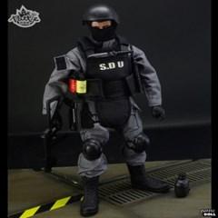 육군 헌병특임대 SDU 대테러 특수부대 피규어 NB05