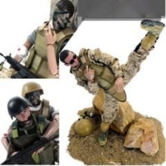 육군 부상병 Casualties 피규어 NB03