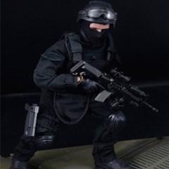 경찰특공대 경특 SWAT 스와트 경찰 특경 Police NB06