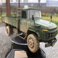 K511 군용 육공 60 트럭 2.5톤 두돈반 전역선물