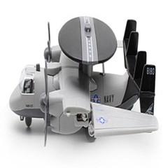 E-2C HawkEye 호크아이 조기경보기 항모 해군 조종사