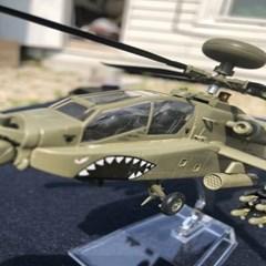 AH-64D  Apache Longbow 아파치 롱보우 헬리콥터 헬기