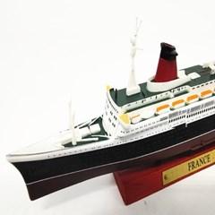 SS France 크루즈 여객선 유람선 Cruise Ferry 모형