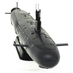 해군 버지니아급 핵 잠수함 모형 서브마린 밀리터리