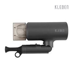 클리벤 접이식 드라이기 1400W KHD-F1200BK