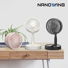 [나노휠] 나노윙 탁상용선풍기 (NW-01)
