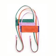 [바쿠백] BAGGU 패션 마스크 3컬러 세트 Succulent_(3837765)
