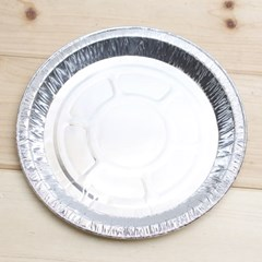 10p 롯데 은박접시 실속형(23cm)