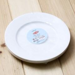 10p 롯데 이라이프 다회용 위생접시(20cm)