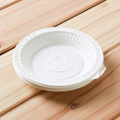 10p 롯데 일회용 접시(14cm)