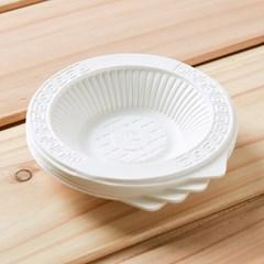 10p 롯데 일회용 접시(10cm)