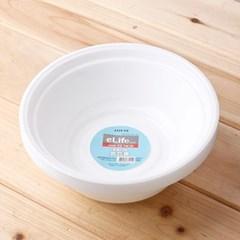 10p 롯데 이라이프 다회용 위생우동그릇(20cm)