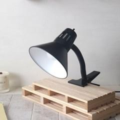 레트로 바이 크랩 램프(집게등)