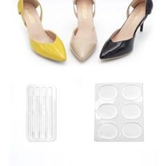 키커저스 4B 신발 뒤꿈치 패드