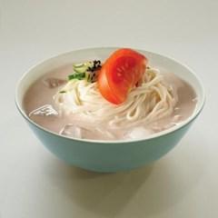 프리첸 투톤 멜라민 냉면기 국수 비빔밥 탕기